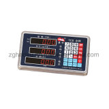 Escala de contagem de peso industrial pequena com indicador de LCD/LED