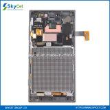 LCD Scherm het van uitstekende kwaliteit voor Nokia Lumia 830 Vervangstukken
