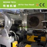 Línea plástica máquina de la granulación de la etapa del PE de los PP de la basura doble de la película