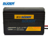 DC 12V Suoer 1000W к инвертору силы AC 220V с USB 2 (SAA-1000AS)