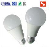 Lámpara ahorro de energía del bulbo de E27 7W LED