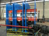 Hecho en máquina grande de la prensa del vulcanizador del marco de la banda transportadora de China