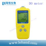 O medidor de oxigênio dissolvido Handheld mede