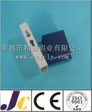 Perfil de aluminio de la capa del polvo negro (JC-P-50378)