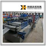 Purlin do metal que dá forma ao rolo da máquina que dá forma à maquinaria