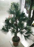 Árvore de cedro ajardinada artificial da venda quente