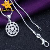 Stsn-16113013 sneeuwvlokken Geplaatst Manier en Persoonlijkheid Betaalbare Echte Zilveren Juwelen
