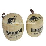 有用で便利な食糧記憶のコーヒー豆小さい木のバレル