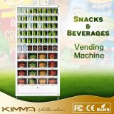64 Cell Cabinets Vendor Machine for Popcorn and Tea Leaf