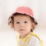 15005 100% cartones libres de la talla del algodón imprime el sombrero del bebé