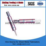 ISO nas imprensas de perfurador conservadas em estoque da torreta do CNC que utilizam ferramentas, ferramenta de perfuração do sopro grosso do ar da torreta para Amada, Finn-Potência, Trumpf, Wiedemann