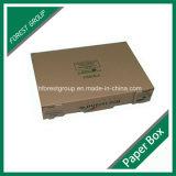 Gedruckter gewölbter Karton-Kasten für das frisches Obst- und GemüseVerpacken (FP020006)