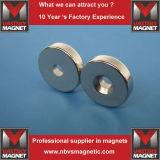 Starker Ring-Magnet mit angesenktem Loch