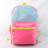 Bunte Leinwand Back to School-Rucksack für Mädchen
