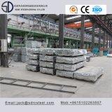 Chapa de aço galvanizada mergulhada quente principal da qualidade SGCC