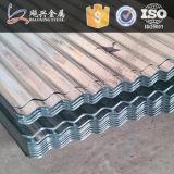 Популярный оптовый ясный Corrugated лист толя металла