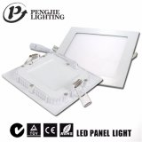 Panel der LED-Deckenverkleidung-9W LED mit Cer RoHS