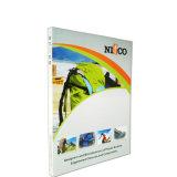 Catalogue estampé fait sur commande de modèle neuf pour des composants