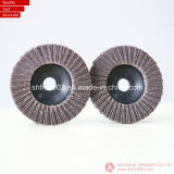 тип 115mm плоский, диск щитка Zirconia для нержавеющей стали (точильщик угла)