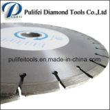 Brame en pierre traitant l'outil de diamant de découpage de pierre d'outil de maçonnerie