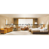 Meubles simples de chambre à coucher d'hôtel de type