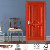 Haus-hölzerne Badezimmer-Haustür MDF-Tür (GSP6-010)