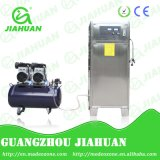Generatore dell'ozono per il trattamento delle acque di piscicoltura