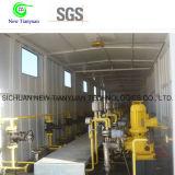 Het Regelende Apparaat van de Steunbalk van de Druk van het vervaardigde Gas/van het Aardgas