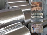 Tela de pano/fibra de vidro da fibra de vidro da folha de alumínio