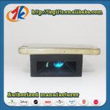Het promotie Stuk speelgoed van de Projector van het Hologram van Smartphone van het Speelgoed van de Grap
