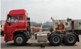 Тележка отбуксировки тележки 340HP трактора Sinotruk Hohan 6X4 для сбывания