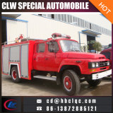 Veicolo del fuoco della Acqua-Gomma piuma del camion di salvataggio del fuoco dell'acqua di buona qualità 5m3 6ton