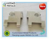 OEM van de precisie Messing/Aluminium CNC die Delen machinaal bewerken