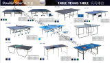 Tableau de ping-pong mobile de panneau pliable de ping-pong