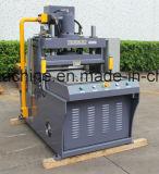Máquina de estaca hidráulica da folha