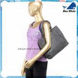Spalla femminile del Louis della borsa casuale della tela di canapa della borsa delle donne