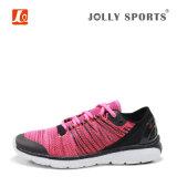 A forma da tecnologia nova denomina sapatas Running dos esportes do conforto para homens das mulheres