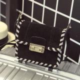 2017 materiali di tessitura Sy8002 della pelle scamosciata della borsa di Crossbody delle donne dei lati delle signore del sacchetto classico del messaggero