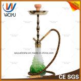 Huka-Schlauch-Glaswasser-Rohr-Vasen-Tabak Shisha Nargile Rauchen