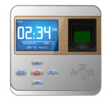 Berufsfühler-Zugriffssteuerung des fingerabdruck-RFID mit Zeit-Wächter-Funktion