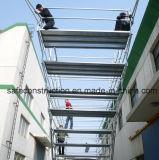 Le GV de la CE reconnu a galvanisé l'échafaudage pour la construction