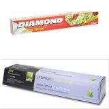 Paket und Deckel-Nahrungsmittel und Bestandteile mit industrieller Plastikverpackung