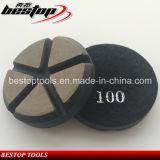 Amo & ciclo di D80mm che appoggiano rilievo abrasivo schiavo di ceramica per calcestruzzo