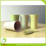 Tazza bevente di plastica amichevole biodegradabile di Eco di alta qualità