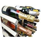 2016 crémaillère chaude de vin de bouteille des articles de ménage 15 de port de ventes