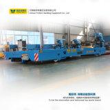 Acoplado eléctrico funcionado fácil de la transferencia para el cargamento de 30 toneladas