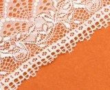 La rayonne de fabrication a attaché le tissu Wedding &Beaded de lacet