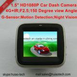 """2016 nuevos 1.5 """" coche DVR con el G-Sensor incorporado de la cámara del coche de HD 1080P 5.0mega Cmos, visión nocturna DVR-1518"""