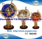 Yaye 18 heiße Verkaufs-Cer RoHS Beleuchtung-Edelstein-Kugel/Edelstein-Kugeln/Weltkugeln mit Beleuchtung