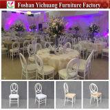 Оптовый арендный Stackable стул Chiavari Тиффани Феникс металла x задний для партии венчания и случая (YC-A50-05)